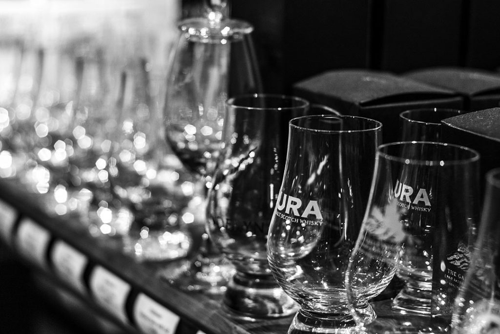 Jura Whisky Glasses