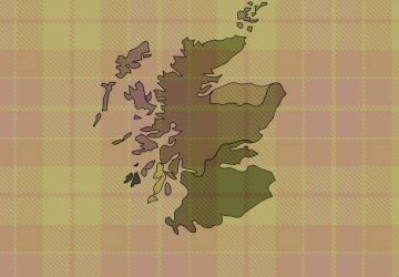 Scottish Whisky Regions Map