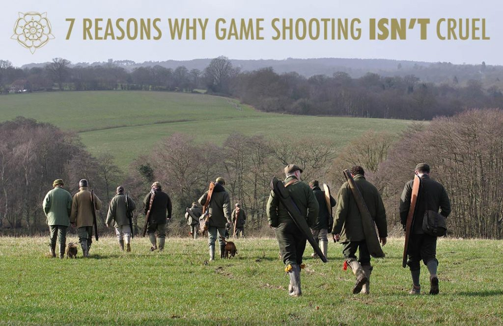 Is Game Shooting Cruel?