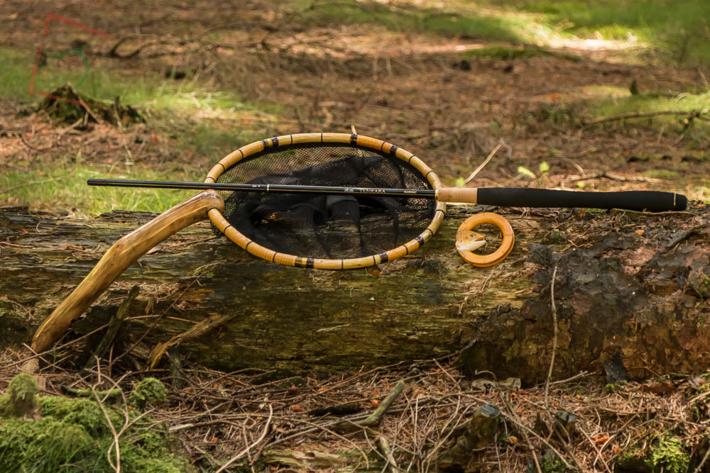 Tenkara is the ultimate form of mobile angling making it perfect for a day out exploring the countryside.