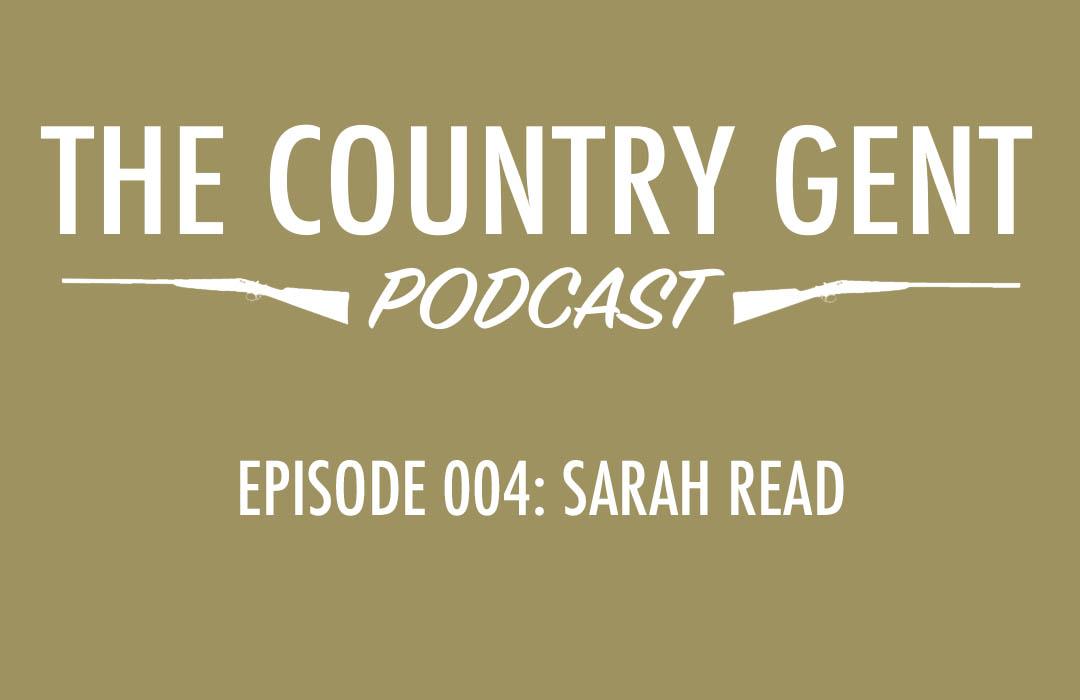 Ep4: Sarah Read – Gamekeeping, Land Management, Predator Control, Moorland Conservation