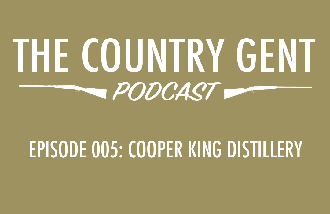 Ep5: Cooper King Distillery – Craft Distilling, English Whisky, Yorkshire Gin, Travelling in Tazmania