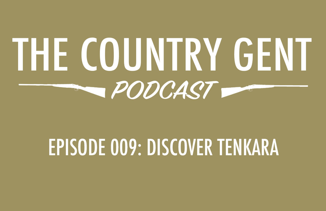 Ep9: Discover Tenkara – Japanese Fly Fishing, Kebari, Mountain Streams & Fly Casting