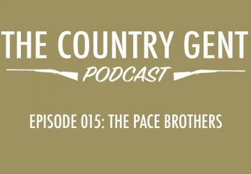 Ep15: The Pace Brothers of the Into the Wilderness Podcast – Deer Stalking in Scotland, Hunting in Africa and Europe & Hunting Filmmaking