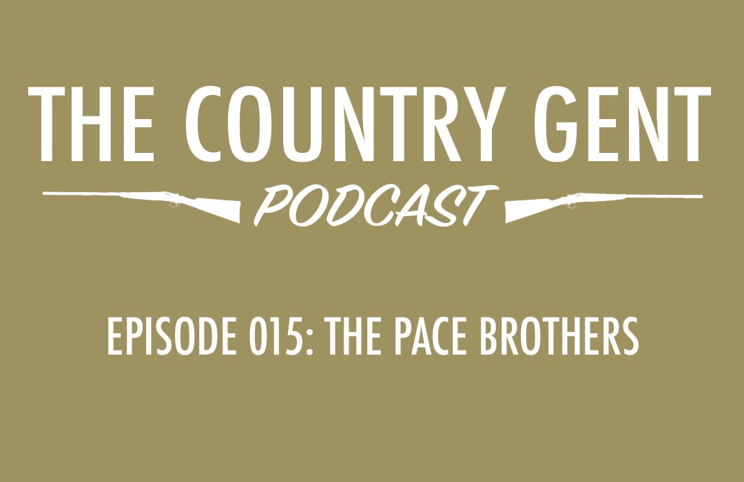 The Pace Brothers of the Into the Wilderness Podcast – Deer Stalking in Scotland, Hunting in Africa and Europe & Hunting Filmmaking