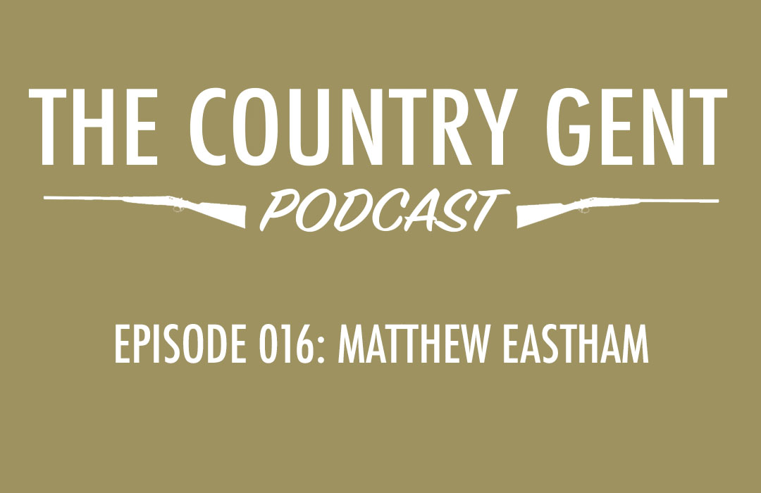 Ep16: Matthew Eastham AKA North Country Angler – River Fly Fishing, Fly Tying & North Country Spiders