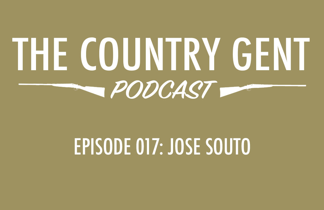 Ep17: Jose Souto – Game Chef: Preparing and Cooking Game, Falconry, Food Sustainability and Provenance