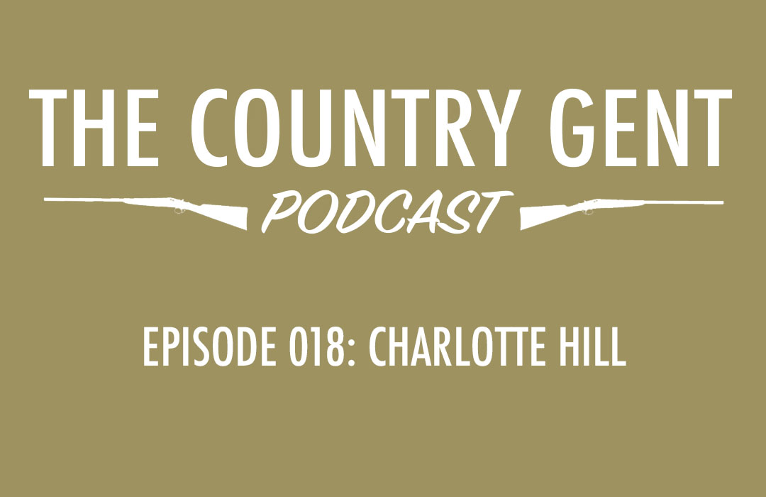 Ep18: Charlotte Hill – Falconry: Keeping and Hunting with Birds of Prey