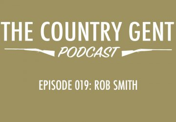 Ep19: Rob Smith, Author of The North Country Fly: Yorkshire's Soft Hackle Tradition. A History of Spiders and How to Tie and Fish Them