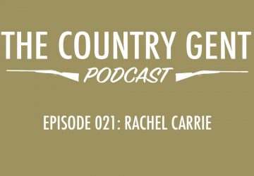 Ep21: Rachel Carrie – Being a Female Hunter, Making a Programme with Jodie Marsh, Hunting Across the Globe & Much More