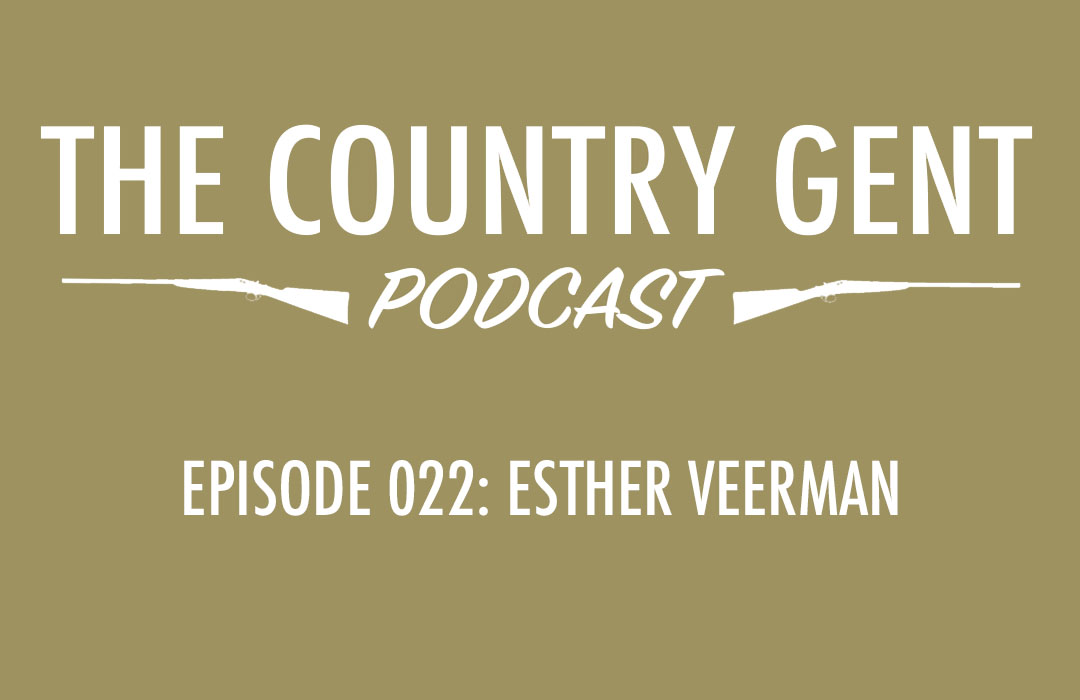 Ep22: Esther Veerman AKA The Country Cook – Making Game More Accessible, Simple Game Recipes, Picking up on Grouse Moors