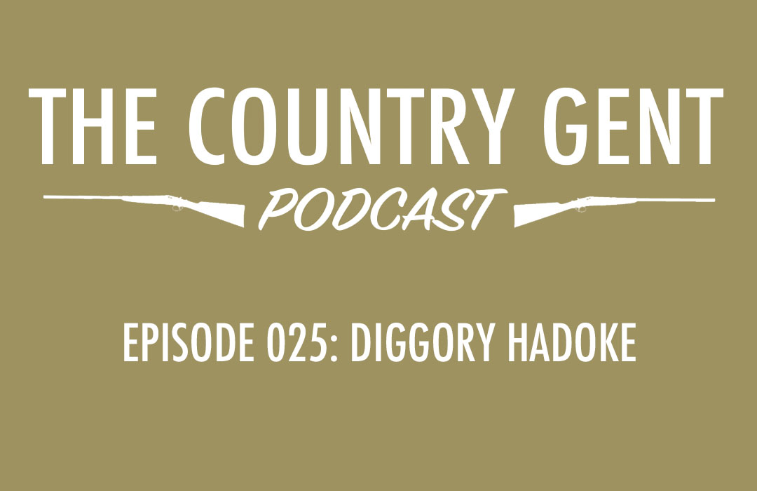 Ep25: Diggory Hadoke – Big Game Hunting in Africa, Trophy Hunting, Poaching, Conservation, Piers Morgan & Vintage Guns