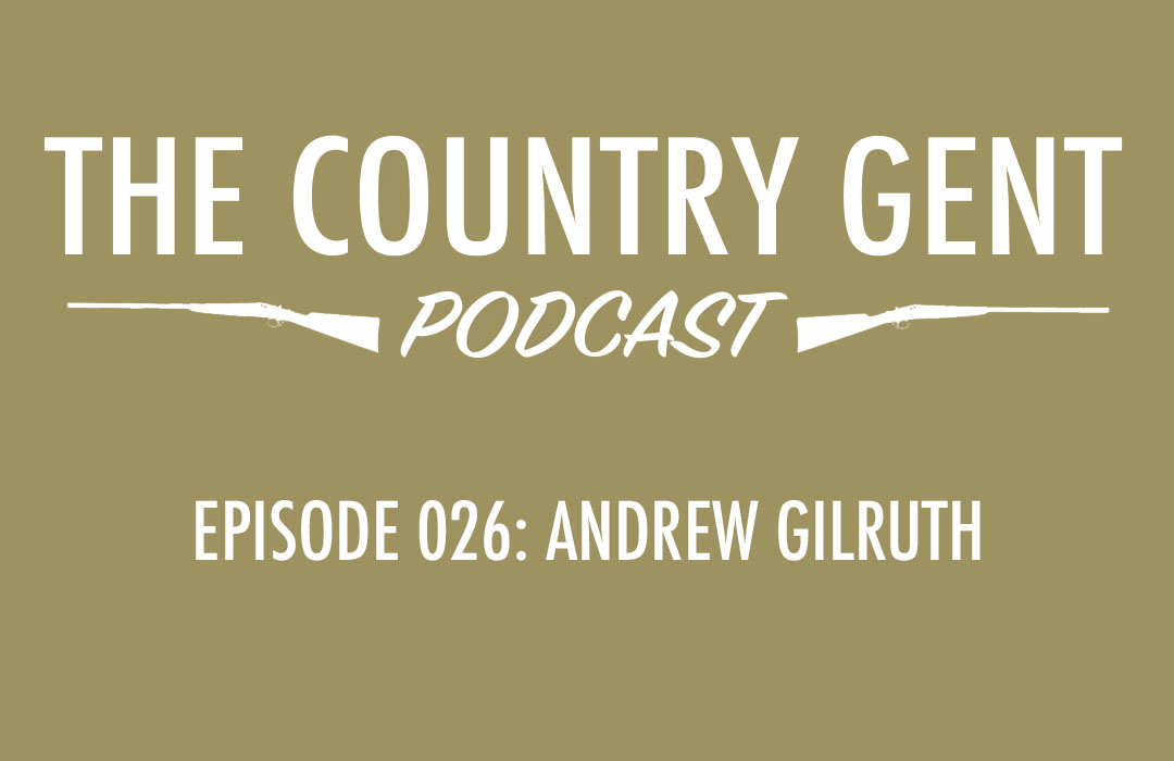 Ep26: Andrew Gilruth of the Game & Wildlife Conservation Trust – Lowland Management, Predator Control, Scientific Conservation