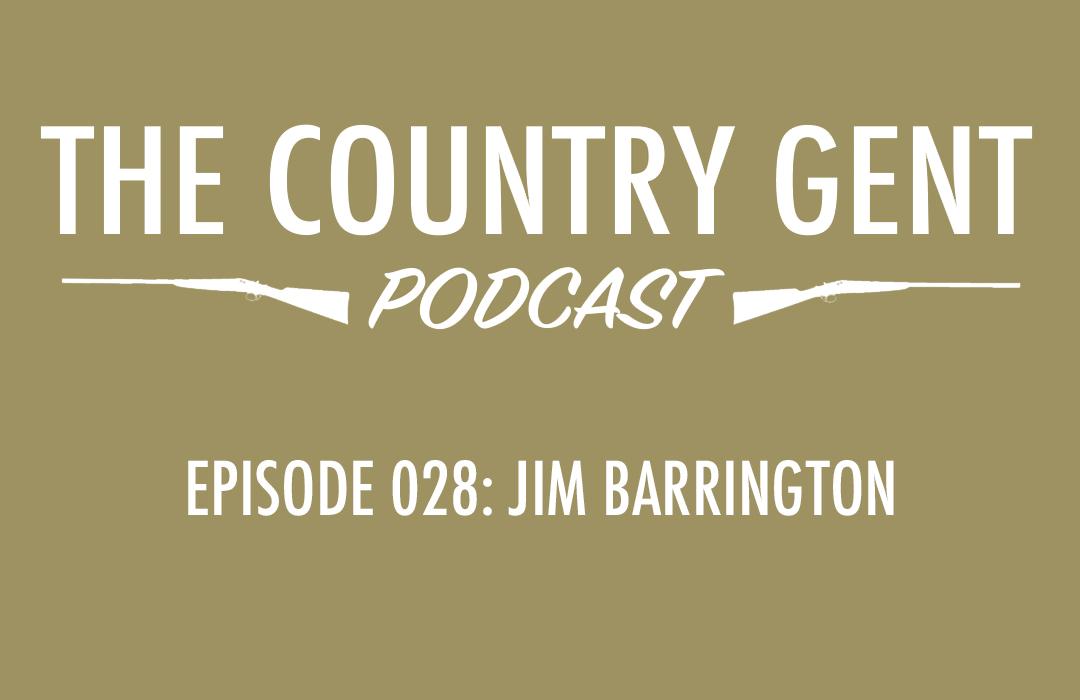 Ep28: Jim Barrington – Fox Hunting, Animal Welfare, The Hunting Act, LACS & Rewilding