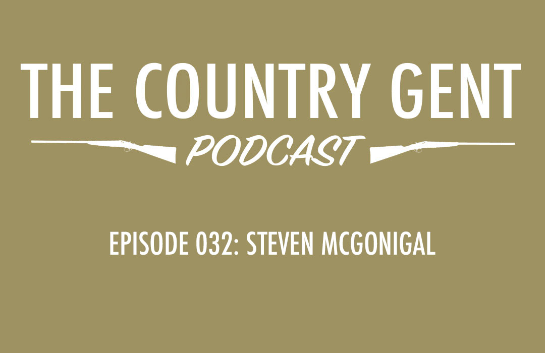 Steven McGonigal – Hunting in Ireland, Lurchers, Teckels & Longnets