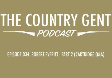 Robert Everitt – Shotgun Cartridge Q&A