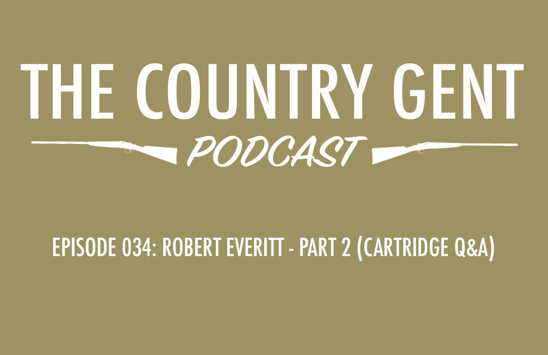 Robert Everitt – Shotgun Cartridge Q&A