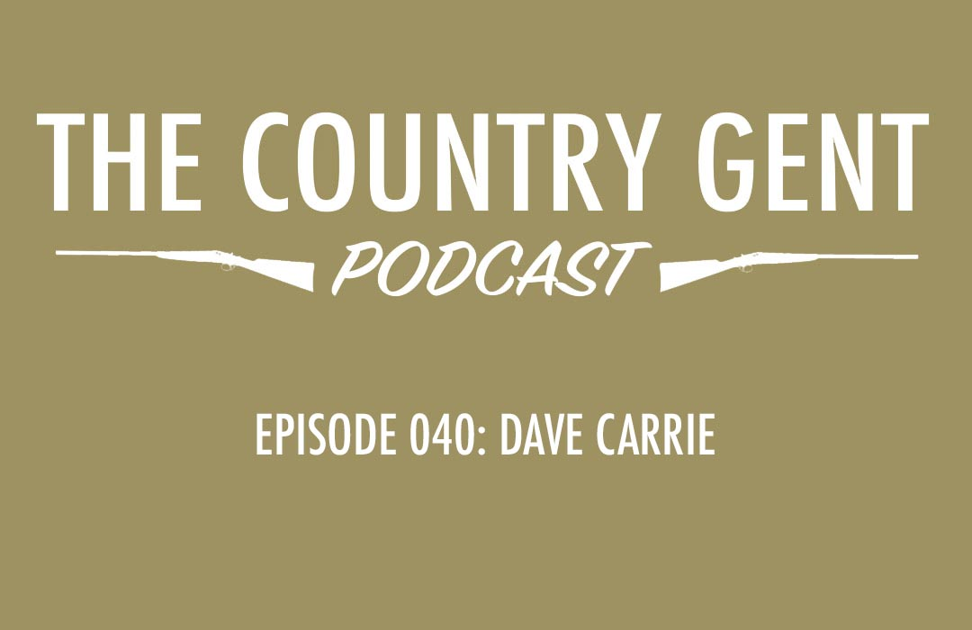 Dave Carrie – Game Shooting Special