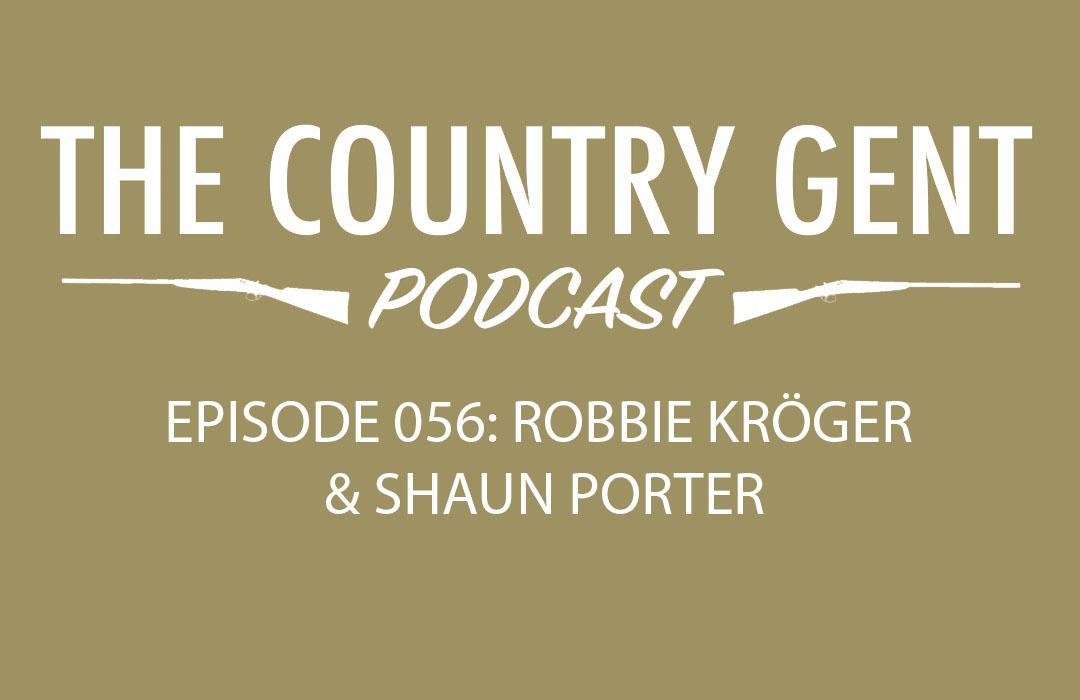 Robbie Kroger of Blood Origins & Shaun Porter